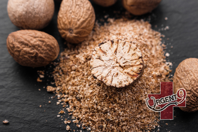 how to get high at home with nutmeg